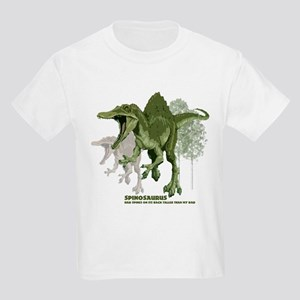Spinosaurus Kids Light T-Shirt